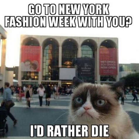 Fashion Meme - say goodbye to fashion month with these 10 stylish memes