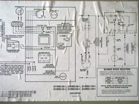 lenox furnace blower wiring diagram mobile home furnace