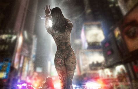 tattoo girl on blind spot tv trailers blindspot the player scream more the