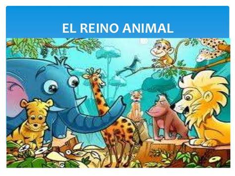 imagenes reino animal la vida en la tierra