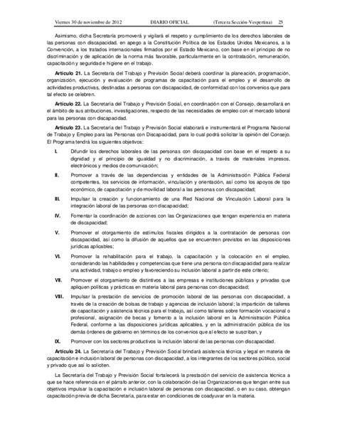 reglas de operacion para el programa prospera 2016 ley general para la inclusin de las personas con