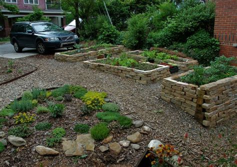 Raised Stone Vegetable Garden Beds Www Imgkid Com The Rock Vegetable Garden