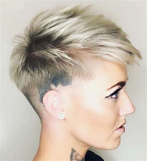 short hairstyle 2018 8 fashion and women
