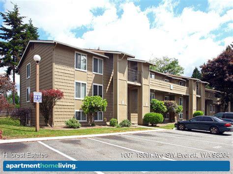 Hillcrest Estates Apartments Everett Wa Apartments For Rent