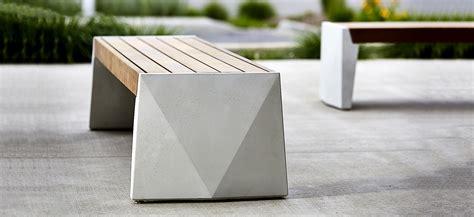 Landscape Forms Palisade Bench Strata Beam Bench