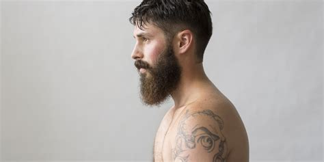 tattoo beard meet the lumbersexuals these unkempt bearded are