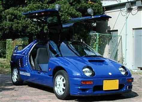 Suzuki Autozam Kei Cars Autozam Az 1