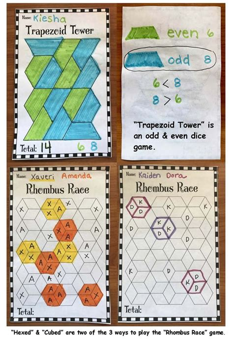 activities with pattern blocks 46 best pattern block activities images on pinterest