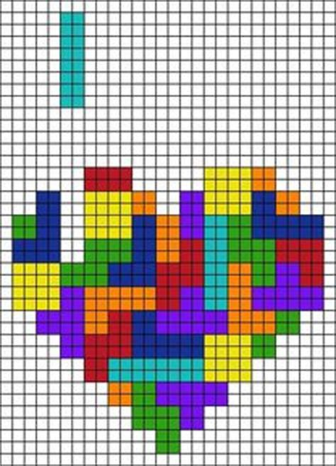 tetris pattern generator cupcake perler bead pattern perler bead patterns food