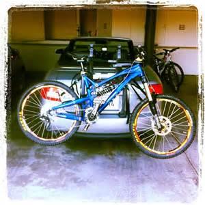 2009 audi a4 bike roof rack rack for audi a4 convertible mtbr