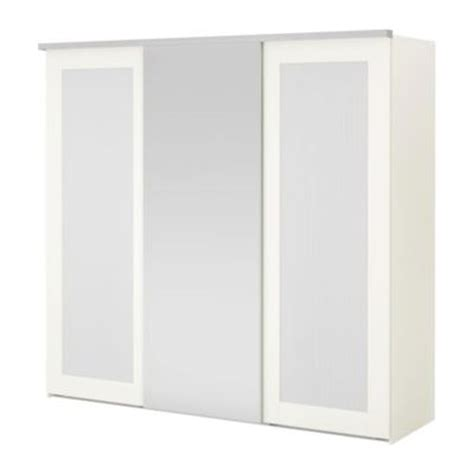 mirror wardrobe sliding doors ikea beautiful white ikea wardrobe with mirror sliding door