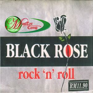 black cinta abadi black rock n roll 94 era rock kapak evolusi muzik