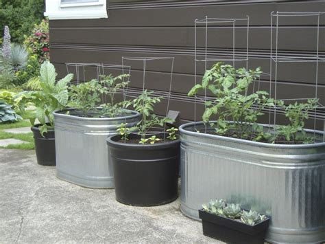 How To Do Vegetable Gardening In Containers Hubpages Container Gardens Vegetables