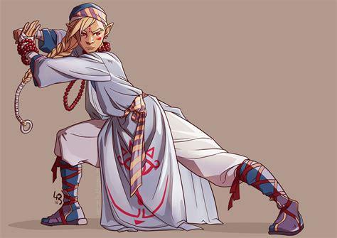 legend of fan sheik legend of fanart by mad smile on deviantart