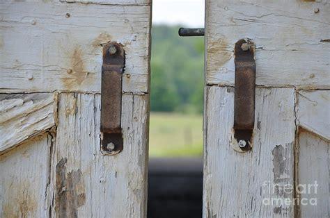 Open The Barn Door Photograph By Patricia Tisdale Open The Barn Door