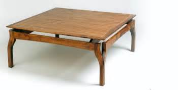 Fine custom woodworking deer leg table