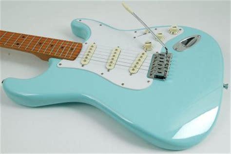 Knob Gitar Model Fender Kb 1w strat knobs aged white aged mint green fender stratocaster guitar forum
