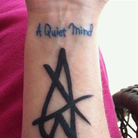 blue october tattoo my blue october justin drew it so i tattooed it