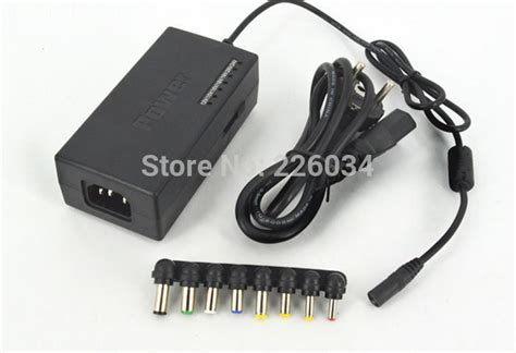 Promo Adaptor Laptop Universal 96w 1 high quality 2015 new 96w notebook power adapter universal laptop notebook ac charger power