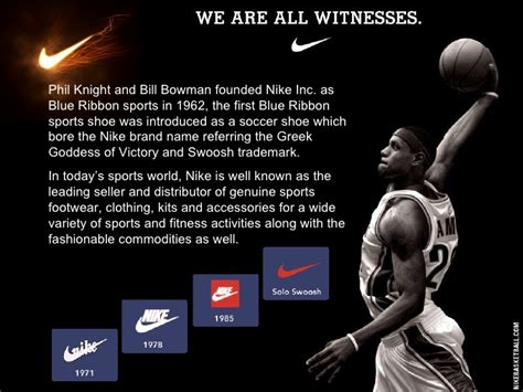 Nike Nike Powerpoint Template