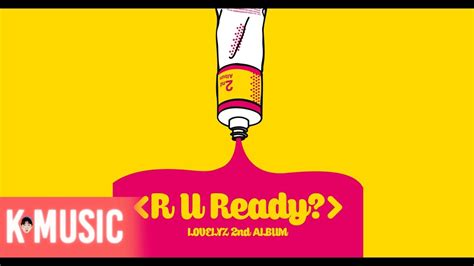 Album Lovelyz R U Ready Wow Cameo Cd Dvd Oriiginal Official Korea album lovelyz 러블리즈 2nd album r u ready