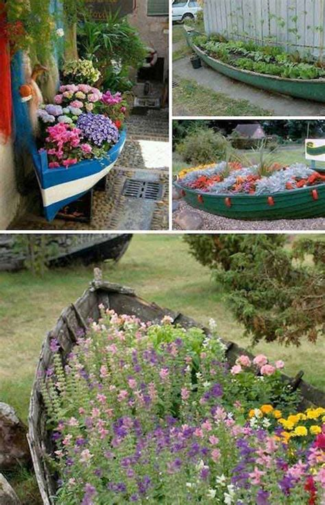 garden containers diy top 30 stunning low budget diy garden pots and containers