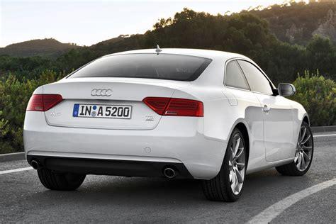 Länge Audi A5 audi a5 coupe abmessungen technische daten l nge breite h