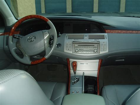 2006 Toyota Avalon Interior 2006 Toyota Avalon Pictures Cargurus