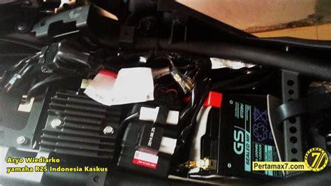Lu Sein Yamaha Vixion New 2014 ganti sein yamaha yzf r25 pakai lu sein yamaha new