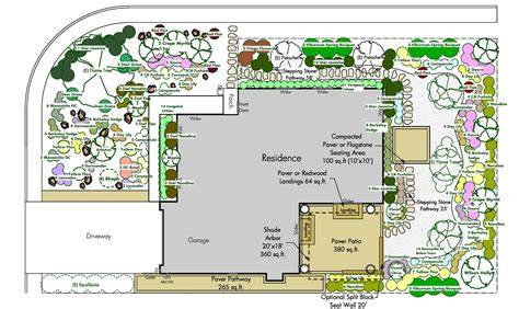 Backyard Ideas Layouts Similar Lot And House Layout Holy Planting Batman