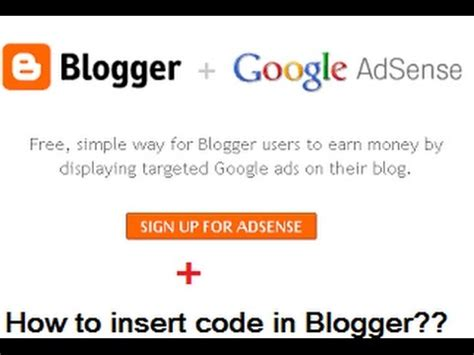 blogger qualify for adsense how to apply for adsense through blogger 2017 how to