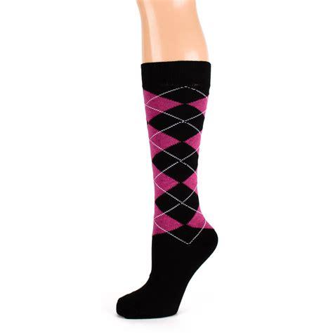 argyle pattern calf socks ebay argyle pattern calf socks ebay