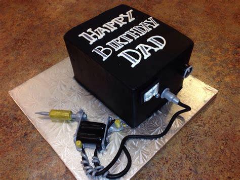 tattoo gun birthday cake tattoo machine and gun cake in san jose yelp