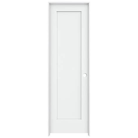 Impact Plus 60 In X 80 In Beveled Edge Mirror Solid Core Beveled Mirror Closet Doors