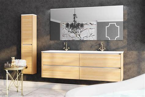 muebles de bao curvos conjunto mueble de bao bangok laca