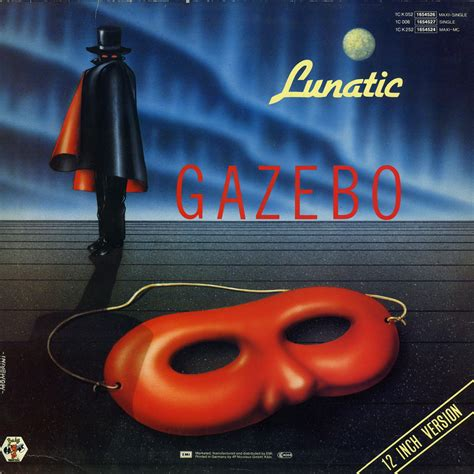 gazebo musica lunatic gazebo mp3 buy tracklist