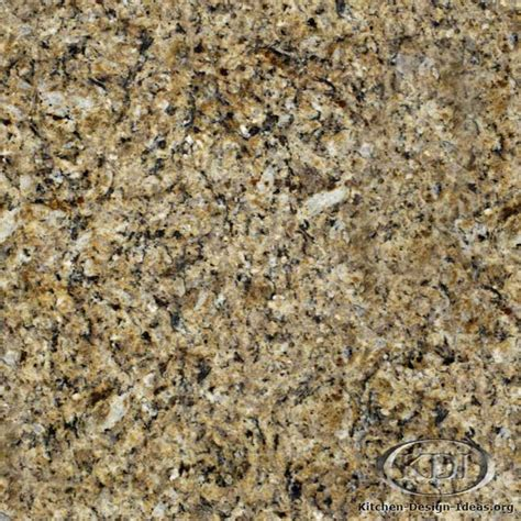 Santa Cecilia Granite Countertops by Giallo Santa Cecilia Granite Kitchen Countertop Ideas