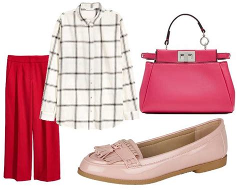 Look A Like Hnm Hm Hm Simple Sling Mini Leather Bag Brown Rantai Gold huma qureshi gives a fresh spin to plaid femina in