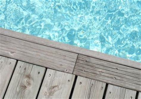 ground pool decks lovetoknow