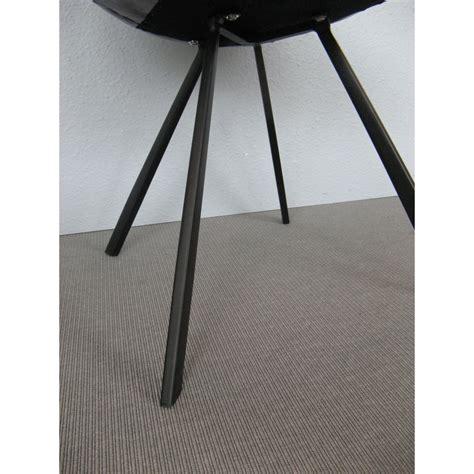 Table Basse De Salon 7093 by Chaise Alecia Vintage En Simili Cuir Marron Et Pied En M 233 Tal