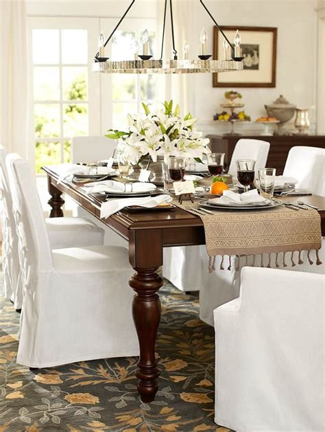 pottery barn dining room pottery barn dining rooms