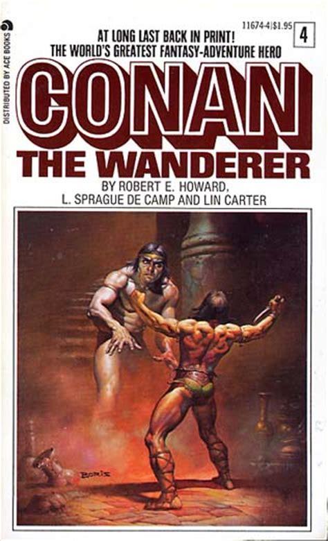 the wanderers books conan the wanderer prestige books