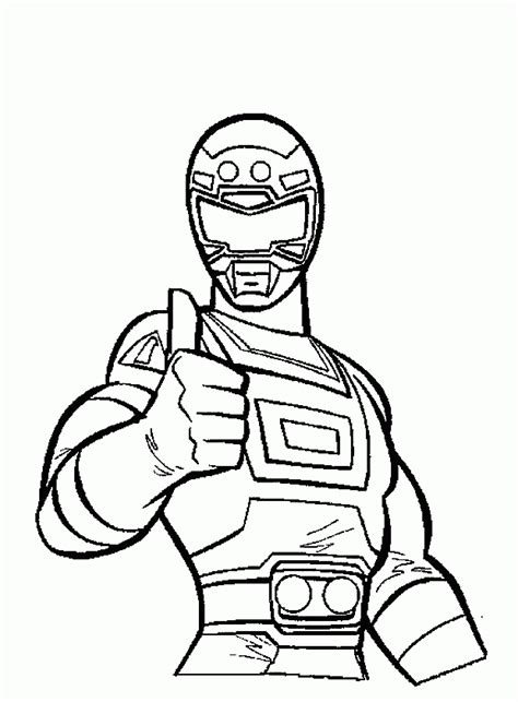 power rangers galaxy coloring pages power ranger book coloring home
