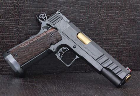infiniti gunn infinity 1911 www sviguns the gun aficionado
