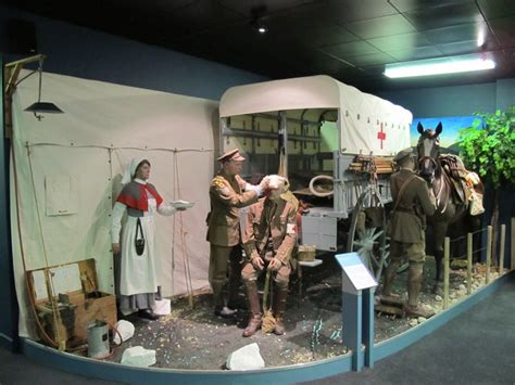 army medical services museum ww  david hawgood
