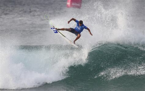 Quik Silver 4075 wsl カノア五十嵐はct開幕戦 quiksilver pro サーフィンニュース bcm