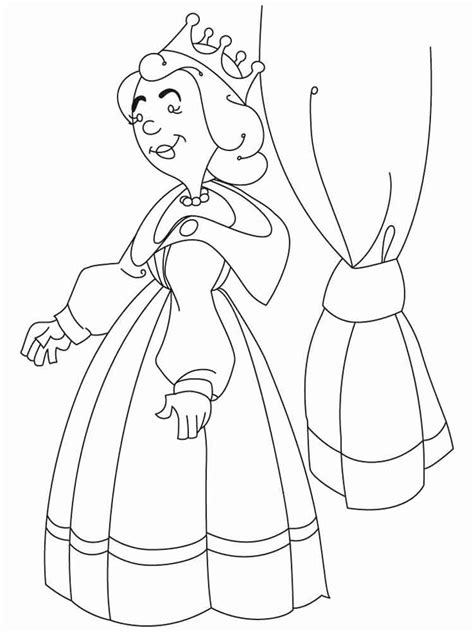 coloring pages of the queen queen coloring pages free printable queen coloring pages