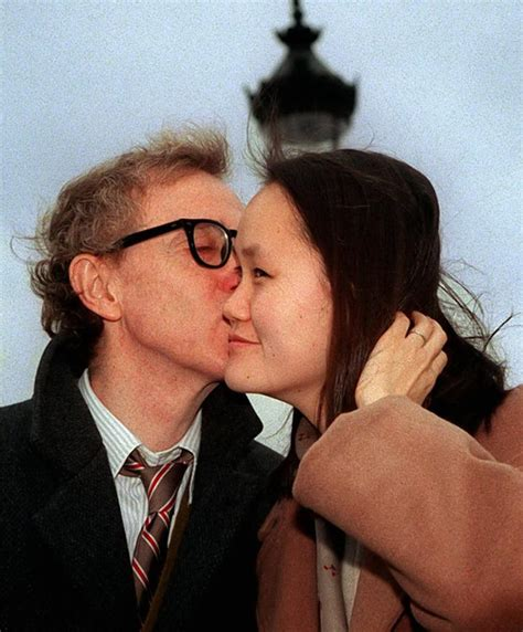 woody allen woody allen marries soon yi previn in italy in 1997 ny