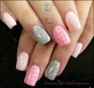 acrylic gel nail home decoration live