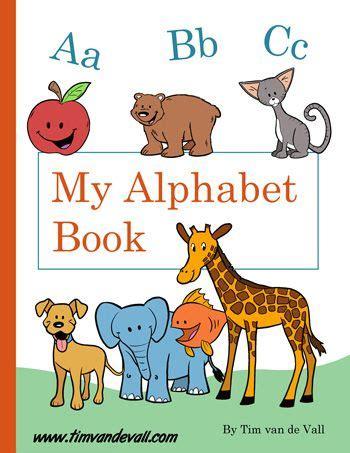 printable alphabet booklets alphabet book printable alphabet book pinterest
